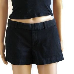 Banana Republic Shorts, Black with pockets Size 6